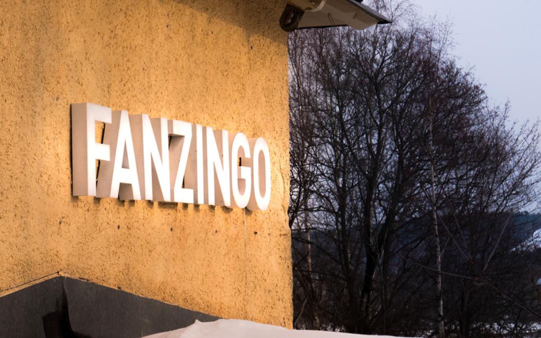 FOMP-priset 2021 till Fanzingo